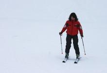 Gapi, me and ski