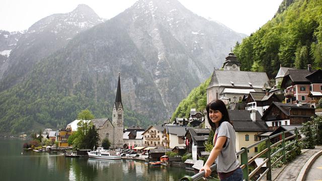 May's adventure: Salzburg