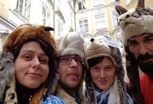 May's adventure: Innsbruck