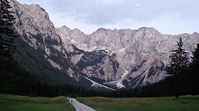 Hiking in Kamnik-Savinja Alps