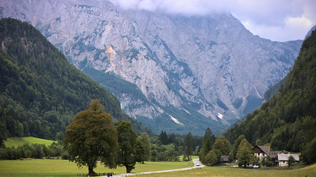 Somewhere in Logarska dolina and Austria